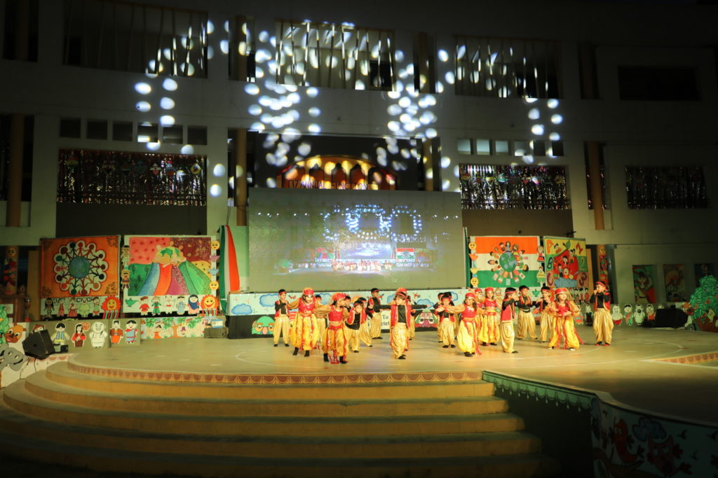 04. 17 ANNUAL FUNCTION | Theme Arabian Night – Aladdin Song (EJ)