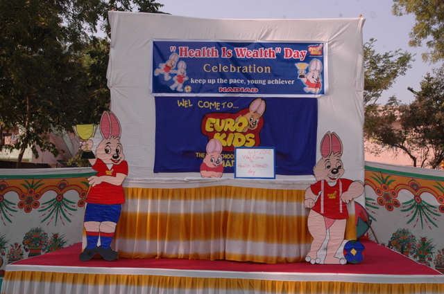 Health Is Wealth Day – 2007-08